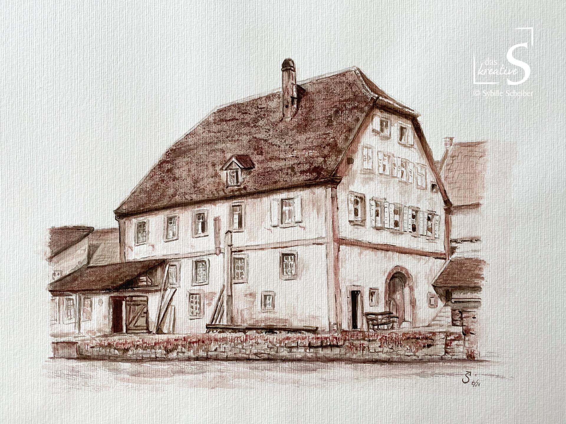Schneidmühle Hirschhorn